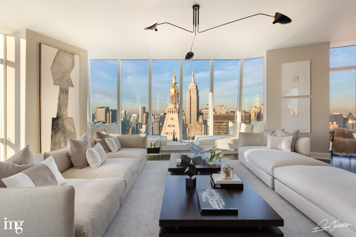 New york staging company interior marketing group for Condos for sale in new york